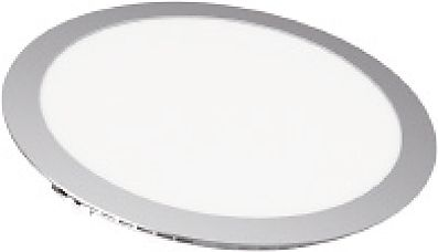 LED - Lichtplatte (Downlight), Rund